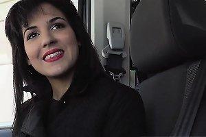 Hot Brunette Hitchhiker Bella Beretta Gets Banged Nuvid